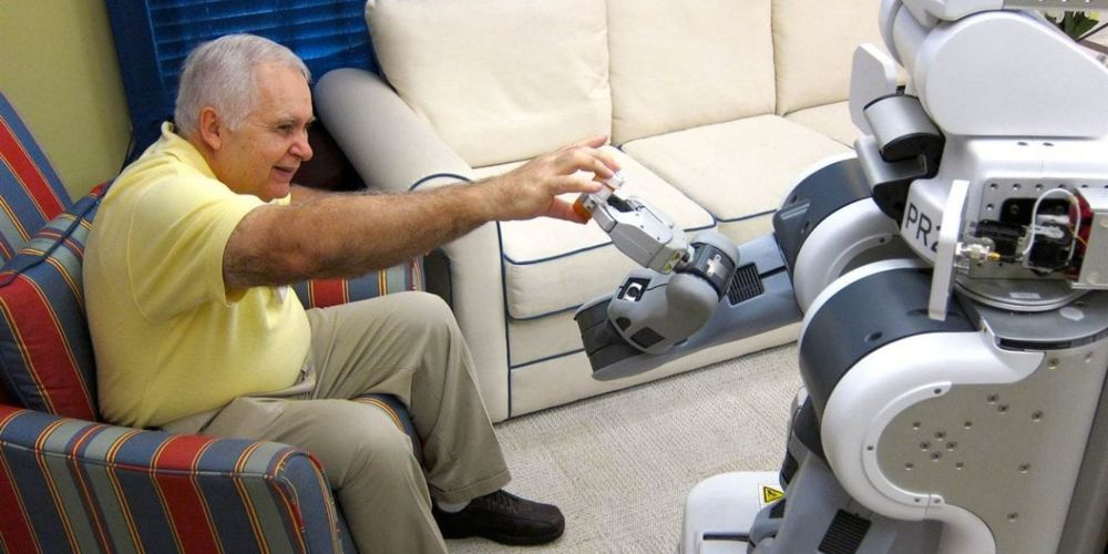 IA y personas mayores