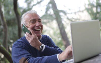 Los mayores y la tecnología