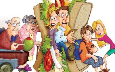 Generación Sandwich